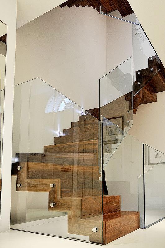 trap dubbelkwart dubbelkwart muizenboomtrap met glazen balustrade