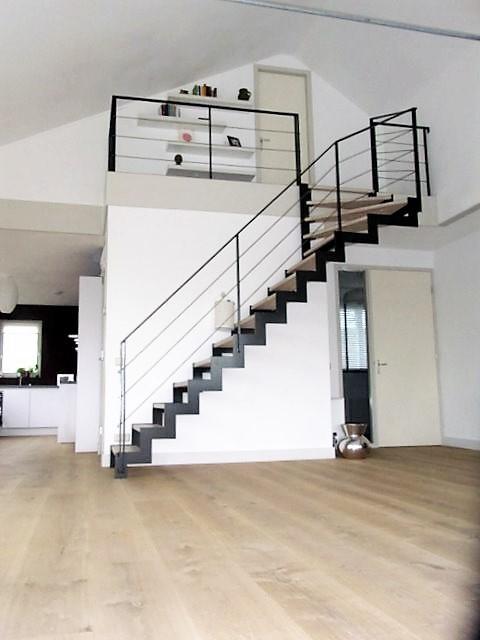 Penthouse project - Foto moderne trap ...