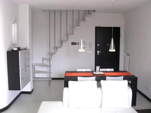 Moderne trap met glazen treden gta27 - Moderne buitentrap ...