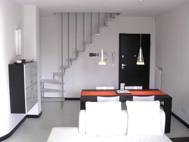 Moderne trap met glazen treden gta trappenkopen