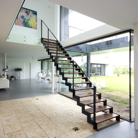 Muizenboomtrap - Moderne trap kwartslag ...