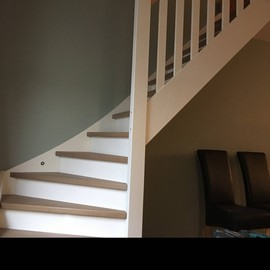 Vaste trap for Vaste trap laten plaatsen