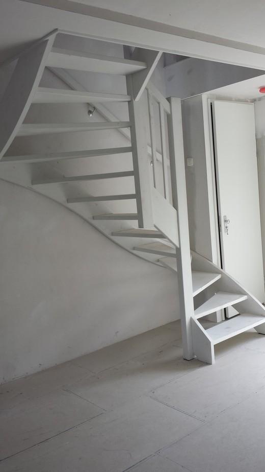 Vaste trap naar zolder vt04 for Van vlizo naar vaste trap