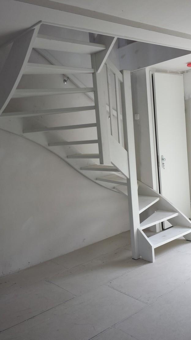 vaste trap naar zolder vt04