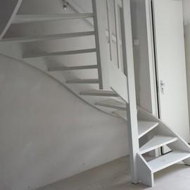 Vaste trap for Van vlizo naar vaste trap